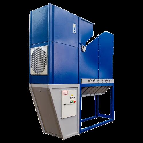 Зерноочистительная машина АСМ-15