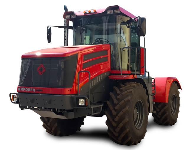 Трактор Кировец серии К-4