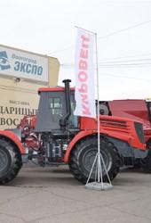 Модернизированный Кировец покоряет Волгоградский регион