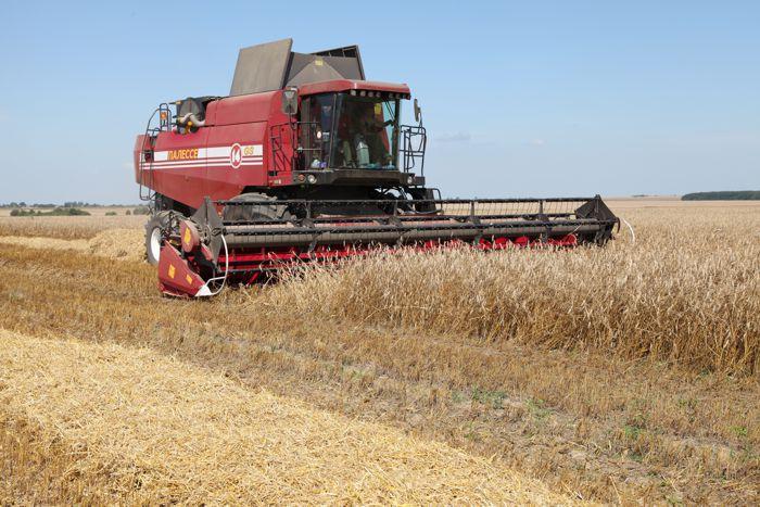 Зерноуборочный комбайн Полесье КЗС-1420 «ПАЛЕССЕ GS14»