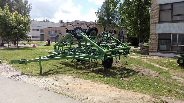 Культиватор «Русич» КПП-8 с пружинно-катковой навеской