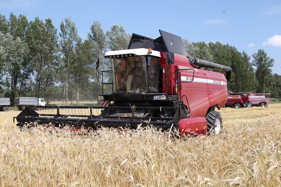 Зерноуборочный комбайн КЗС-3219КР «ПАЛЕССЕ GS3219»