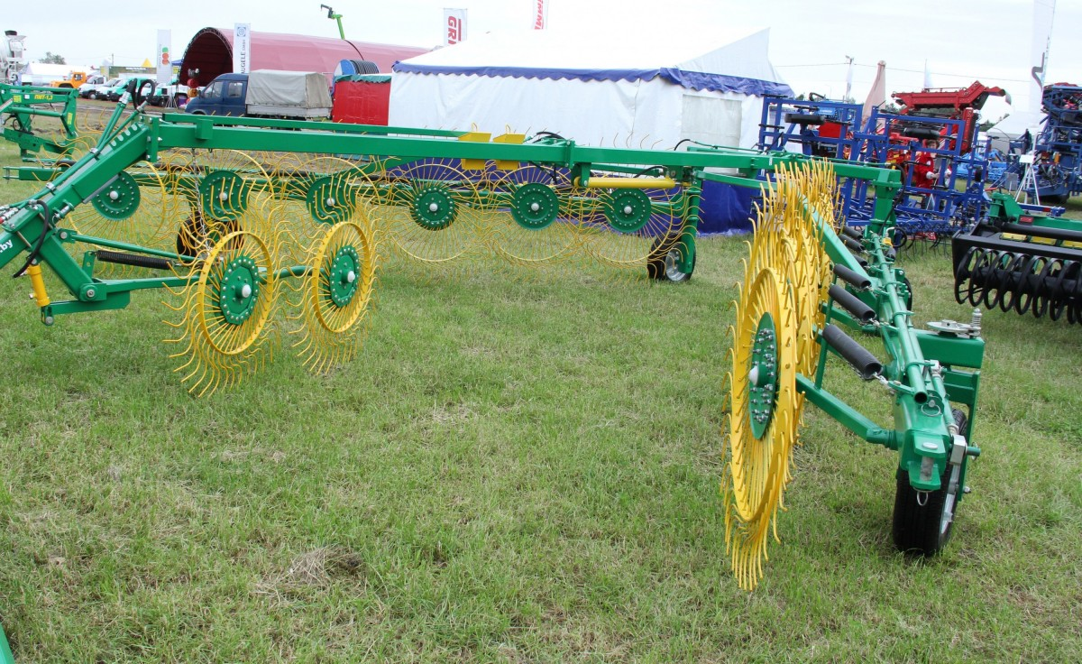 Грабли колёсные ГК-630