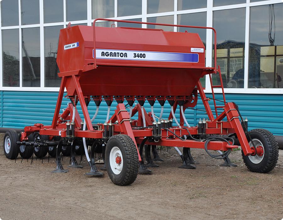 Механические посевные комплексы AGRATOR-М