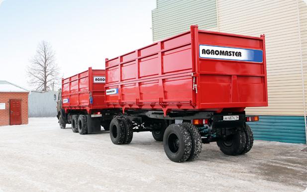 Автомобильный прицеп AGROMASTER-8612